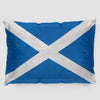 Scottish Flag - Pillow Sham