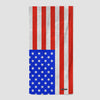 USA Flag - Beach Towel - Airportag