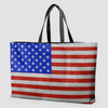 USA Flag - Weekender Bag - Airportag