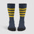 Navy Pilot Stripes - Socks