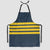 Navy Pilot Stripes - Kitchen Apron