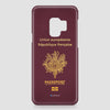France - Passport Phone Case - Airportag