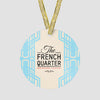 The French Quarter - Ornament