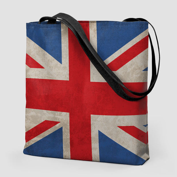 United Kingdom Flag Tote Bag – Airportag b8bda6d0b1540