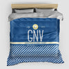 GNV - Duvet Cover - Airportag