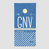 GNV - Beach Towel