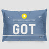 GOT - Pillow Sham - Airportag