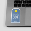 GOT - Sticker