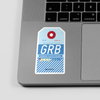 GRB - Sticker