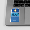 GSP - Sticker