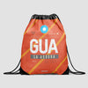 GUA - Drawstring Bag - Airportag