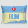 GUM - Pillow Sham - Airportag