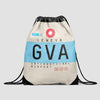 GVA - Drawstring Bag