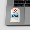 GVA - Sticker