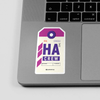 HA - Sticker