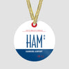 HAM - Ornament - Airportag