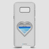 Heart Window - Phone Case - Airportag