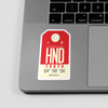 HND - Sticker