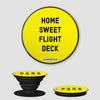 Home Sweet Flight Deck - Phone Grip - Airportag