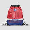 HOU - Drawstring Bag