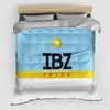 IBZ - Duvet Cover - Airportag