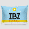 IBZ - Pillow Sham - Airportag