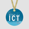 ICT - Ornament - Airportag