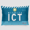 ICT - Pillow Sham - Airportag