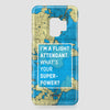 I'm a flight attendant - Phone Case - Airportag