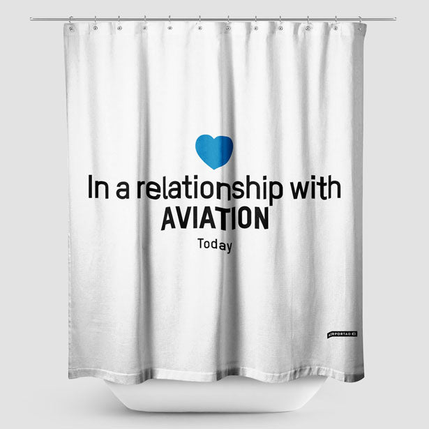 In A Relationship With Aviation