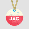 JAC - Ornament - Airportag
