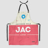 JAC - Kitchen Apron - Airportag