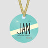 JAN - Ornament