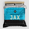 JAX - Duvet Cover - Airportag