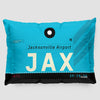 JAX - Pillow Sham - Airportag