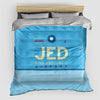 JED - Duvet Cover - Airportag