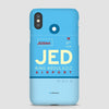 JED - Phone Case - Airportag