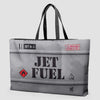 Jet Fuel - Weekender Bag - Airportag