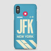 JFK - Phone Case