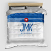 JMK - Duvet Cover - Airportag