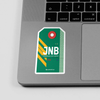 JNB - Sticker