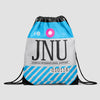 JNU - Drawstring Bag