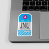 JNU - Sticker