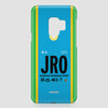 JRO - Phone Case - Airportag