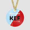 KEF - Ornament - Airportag