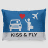 Kiss and Fly - Pillow Sham