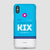 KIX - Phone Case