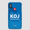 KOJ - Phone Case - Airportag