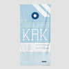 KRK - Beach Towel