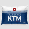 KTM - Pillow Sham - Airportag